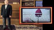 Ayakkabıyla seccadeye basan Fetullah Gülen'in o fotoğrafının şifreleri çözüldü