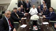 Erdoğan'ın eski danışmanı açıkladı: İşte Cumhurbaşkanlığı uçağına binen gazetecilerin sırrı