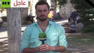 RT muhabiri Humus'taki IŞİD saldırısında hayatını kaybetti