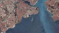 RASAT İstanbul'u yukarıdan görüntüledi