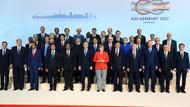 G20 Zirvesinden ilk aile fotoğrafı