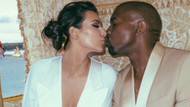 Kim Kardashian'dan aşk pozu