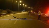 İzmirli genç kadının otoyolda korkunç ölümü
