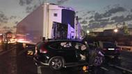 Gebze'de katliam gibi zincirleme kaza: 6 ölü, 3 yaralı
