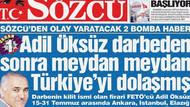 Sabah: Bu belgeler Sözcü ve Bülent Tezcan'ı rezil eder