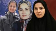 Ruhani'nin çarşaflı yardımcısı tartışma yarattı