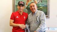 Emre Mor Celta Vigo ile sözleşme imzaladı
