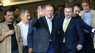 Erdoğan, Fenerbahçe Strum Graz maçını izledi