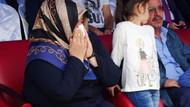Rizeli şehit annesi 30 Ağustos töreninde gözyaşlarına hakim olamadı