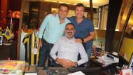 Fatih Portakal ile İsmail Küçükkaya'dan büyük sürpriz