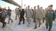 Genelkurmay Başkanı Akar Şanlıurfa'daki sınırı ziyaret etti