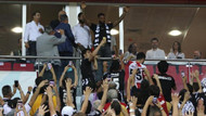 Beşiktaş 1-1 Atiker Konyaspor Süper Kupa maçından notlar