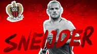 Sneijder resmen Nice'a transfer oldu