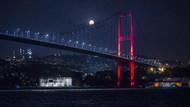 İstanbul'da parçalı ay tutulmasından büyüleyici fotoğraflar