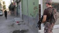 Silah sesleri polisi alarma geçirdi: Ablukaya alındı