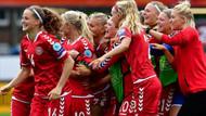 Danimarka Erkek Milli Takımı'ndan kadın futbolcularla eşit prim talebi