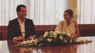 Acun Ilıcalı ile Şeyma Subaşı evlendi! İşte nikahtan ilk fotoğraflar