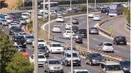 İstanbul'da bayram ziyaretleri trafiği felç etti