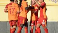 Galatasaray Eyüpspor'u 4-2 yendi