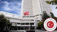 Türk Dışişleri'nden son dakika referandum açıklaması