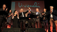 Nilüfer ilçesinde Zülfü Livaneli'nin 50. sanat yılı kutlandı
