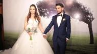 Oyuncu Rüzgar Erkoçlar ile Tuğba Beyzaoğlu evlendi