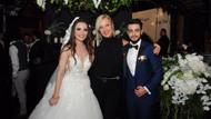 Rüzgar Erkoçlar ile Tuğba Beyazoğlu'nun düğününde neler yaşandı?
