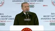 Erdoğan: İmam hatiplerde nice akademisyenler, profesörler yetişti