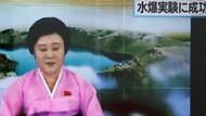 Kuzey Kore'nin nükleer duyurularını yapan pembeli spiker kim?