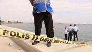 Zeytinburnu'nda esrarengiz ölüm! Denizden plastik şişeye bağlı çıkarıldı