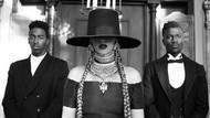 Beyonce'ye özel parti! Kostümleriyle resmen şov yaptılar