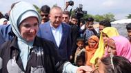 Emine Erdoğan ve Mevlüt Çavuşoğlu Bangladeş'te...