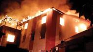 Aladağ'da yurt yangını: 12 can için 1'er gün maaş indirimi