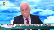 Nihat Hatipoğlu'na ekran başındakileri ürperten soru
