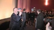 Arif V 216 'nın Berlin galasında Cem Yılmaz'dan Almanca teşekkür