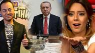 Serdar Ortaç Ebru Gündeş ile barışmak için Erdoğan'dan yardım istedi