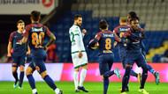 Lig lideri Başakşehir Türkiye Kupası'na veda etti