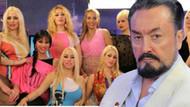 Adnan Oktar'ın programına çıkan kızlar yurt dışına kaçırıldı