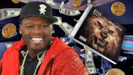 50 Cent, Bitcoin'den yanlışlıkla milyonlar kazandı