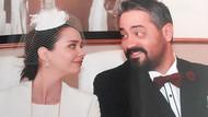 Oyuncu Pelin Sönmez ile Cem Candar evlendi