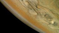 NASA'dan dikkat çeken Jüpiter fotoğrafları