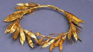 2400 yıllık altın taç, Türkiye'ye döndü