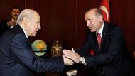 AKP ile MHP ittifak çalışmasında sona yaklaşıyor