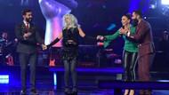 O Ses Türkiye'de Yıldız Tilbe'den horon şov