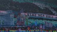 Trabzonspor'dan şike göndermeli koreografi