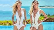 Victoria's Secret meleği Frida Aasen'in yürek hoplatan tanıtımı
