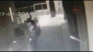 CHP ilçe başkanının iki kız kardeşi yol tartışmasında fena dövüldü