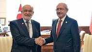 Karamollaoğlu ile Kılıçdaroğlu görüşmesinde Gül detayı