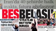Aydınlık: Sol gazeteler İran olayında Akit'in bile gerisinde kaldı