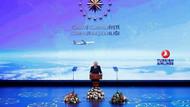 Erdoğan'dan uçak anısı: Sırt üstü yatar...